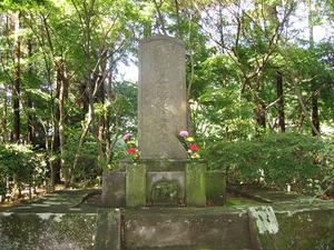 Hondoji_akiyamafujinhaka