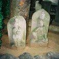 千葉大日寺の如意輪観音、聖観音