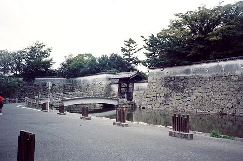 赤穂城 三の丸の門