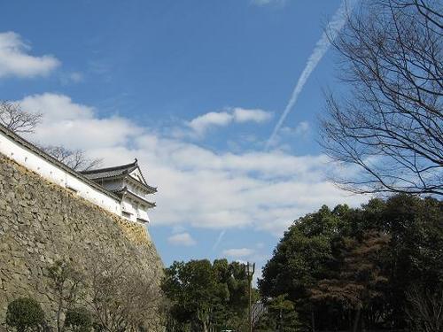 姫路城の西の丸櫓